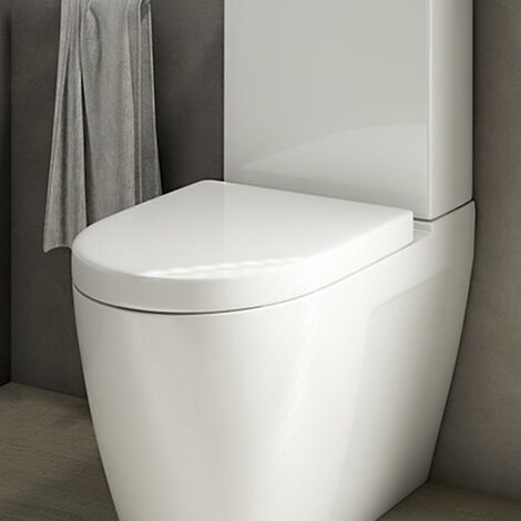 Replacement Combi 2 Spare Toilet Seat