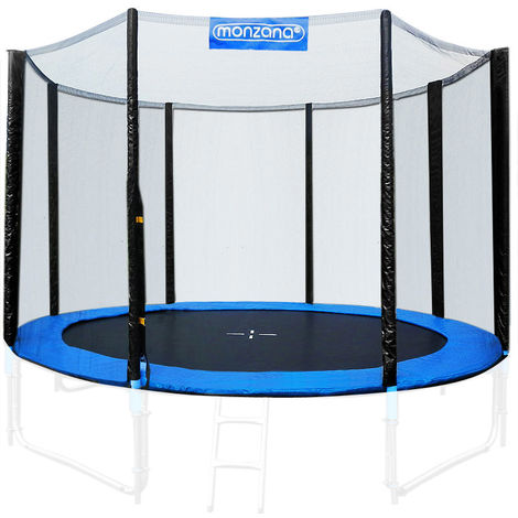 Replacement Trampoline Enclosure Safety Heavy Duty Net Surround Outdoor Garden