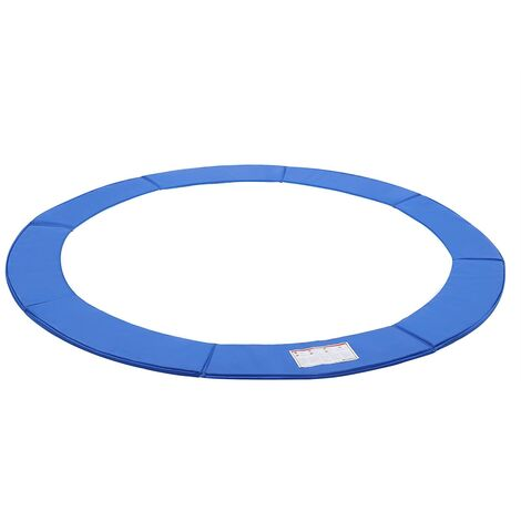 """main image of """"Replacement Trampoline Safety Pad Mat, 8, 10, 12 ft Spring Cover, UV-Resistant, Tear-Resistant Edge Protection, Standard Size, Blue, Green, Multi-colour"""""""