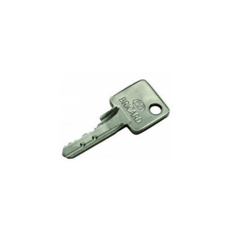 Reproduction de clé Boreal, marque BRICARD. - BRICL014.