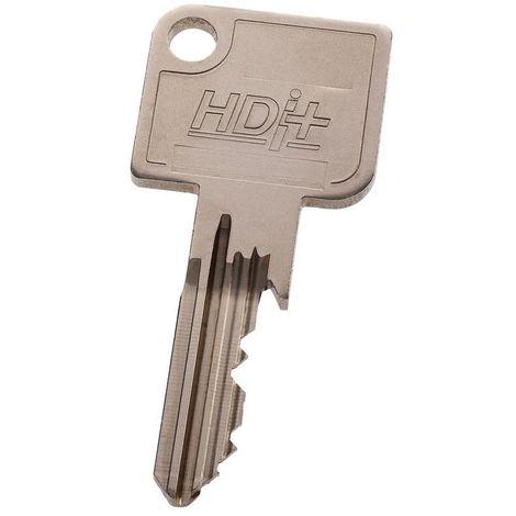 Reproduction de clé HDI+ de Vachette Clé sur numéro CG33991