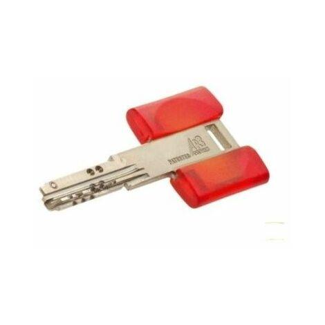 Reproduction de clé modèle AP3 S sur n° , marque CISA . - CISACL002.
