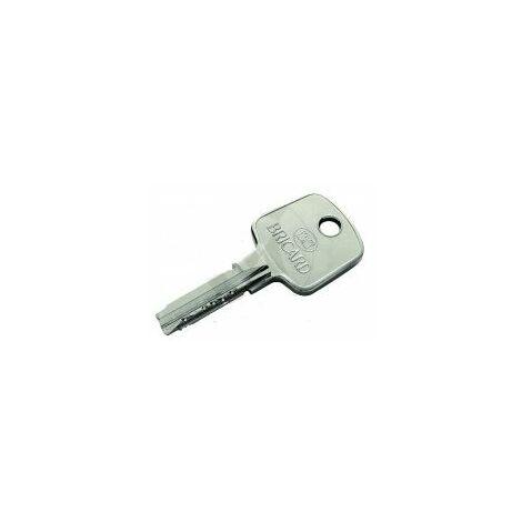 Reproduction de clé modèle Medial AR , marque BRICARD. - BRICL011.