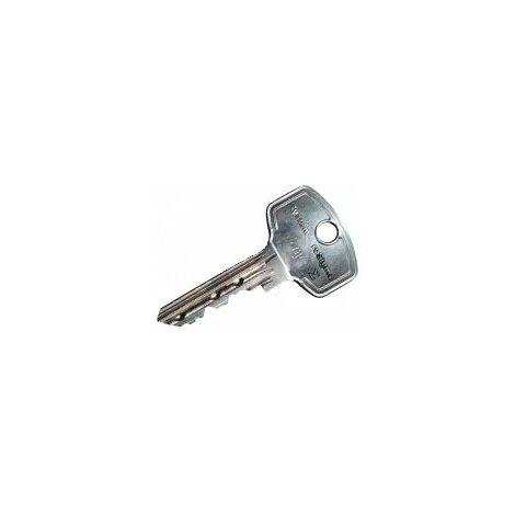 Reproduction de clé modèle Sigma, marque DENY - FONTAINE. - DENCL015.