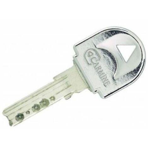 Reproduction de clé modèle Tara 10, marque CARMINE. - CARCL006.