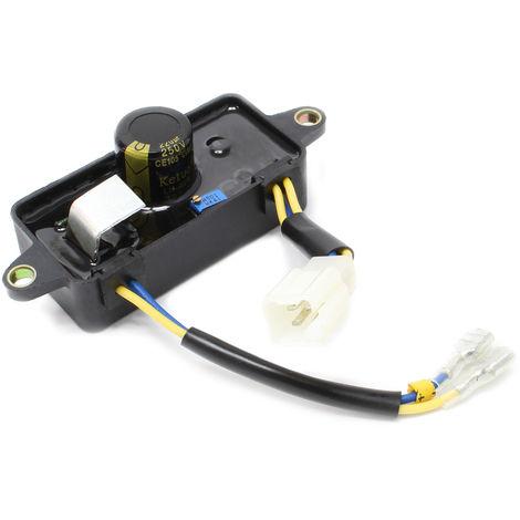 Repuesto para generador diesel AVR para generador de 2500W (2.0kw)