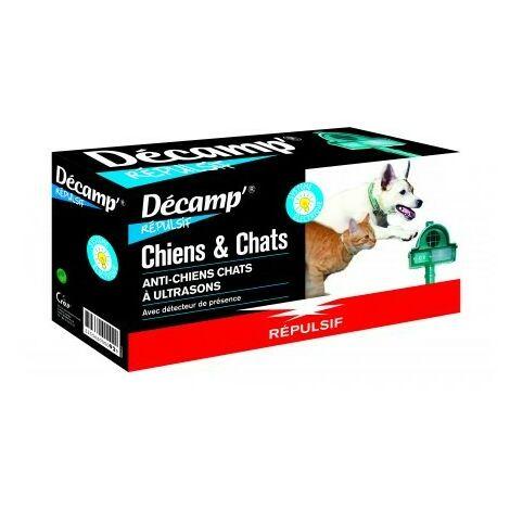 Repulsif chiens/chats ultrason