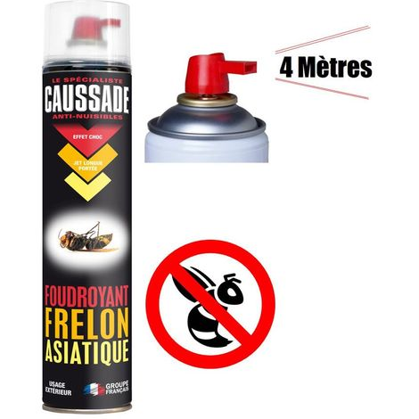 Repulsif frelon asiatique format 500 ML - Alu