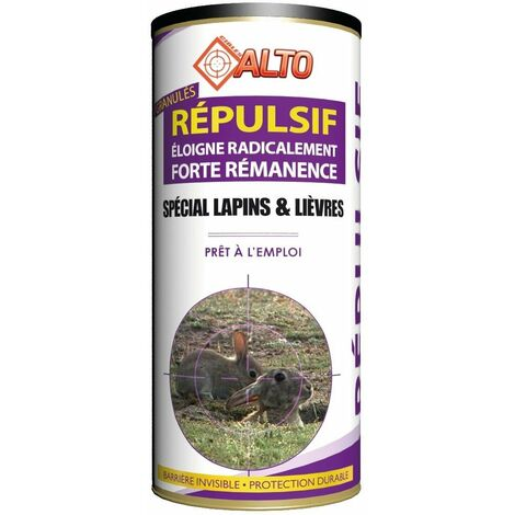 "main image of ""Repulsif granules special lapins et lievres boite 400 g"""