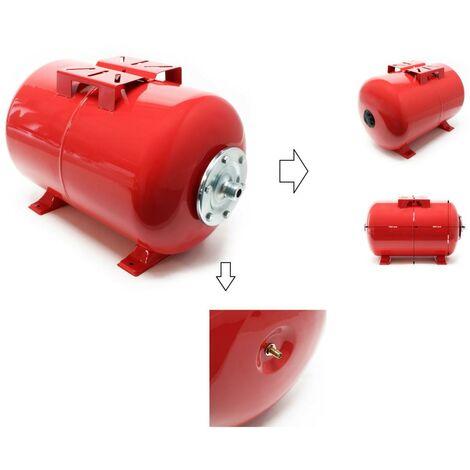Réservoir à pression vessie 100 Litres pour la surpression de cuve, ballon