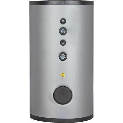Réservoir d'eau chaude 500 l avec un échangeur de chaleur