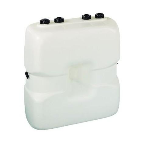 Reservoir fuel 1500 litres rel 72 h1750mm l: 720mm l:1650mm