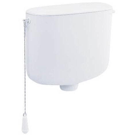Réservoir haut 6l blanc équipé