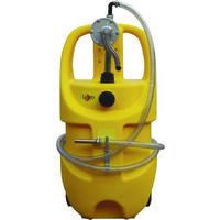 Réservoir mobile gasoil pompe manuelle