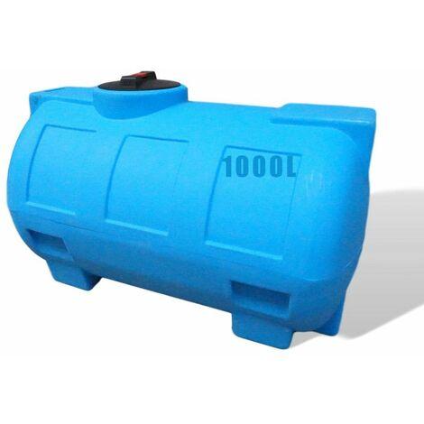 Réservoir PE type CHO 1000L Bleu