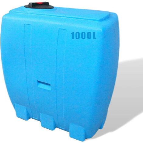 Réservoir PE type RV 1000L bleu