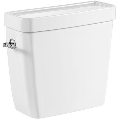 Réservoir WC Carmen blanc 3/6L Roca
