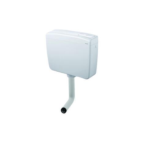 Réservoir WC extra plat Ancoflow - Chasse 6L