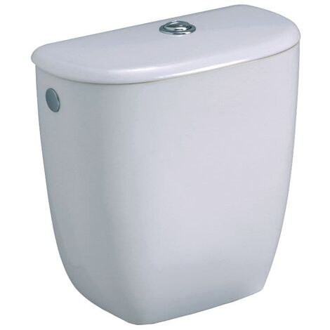 Réservoir WC Geberit Bastia 3/6L blanc