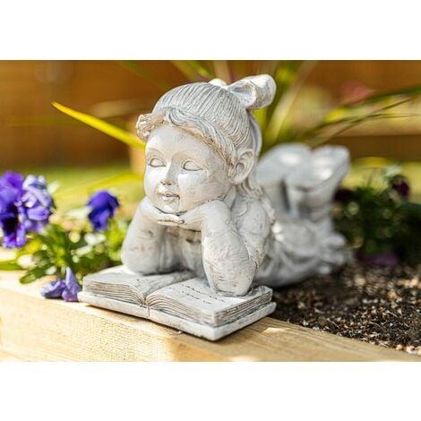 """main image of """"Resin Girl Garden Statue"""""""