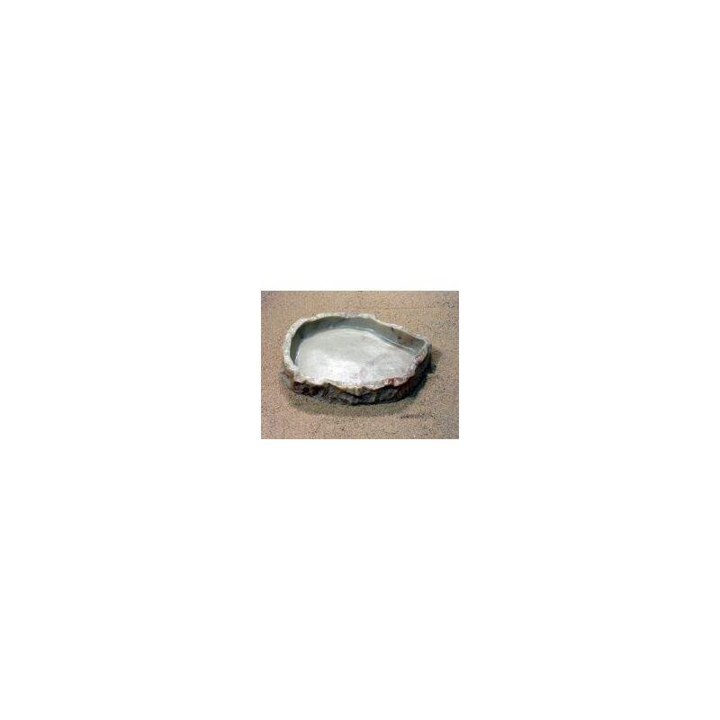 Image of Resin Shallow Rock Bowl (174805) - JUNGLE