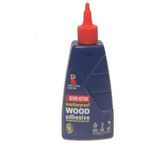 Resin 'W' Weatherproof Wood Adhesives