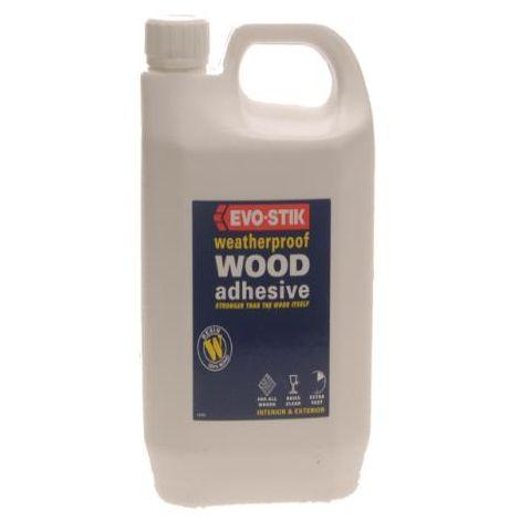 Resin 'W' Wood Adhesive