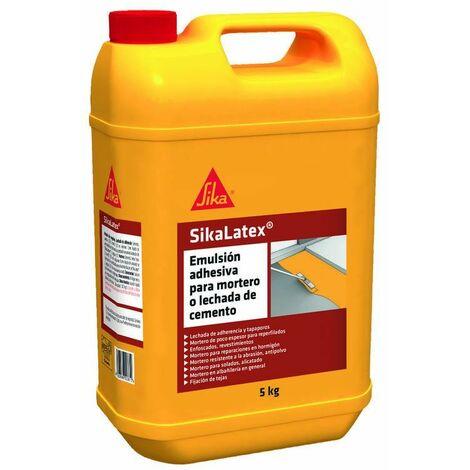 Resina de adhesión SIKA SikaLatex EVOLUTION - 500ml