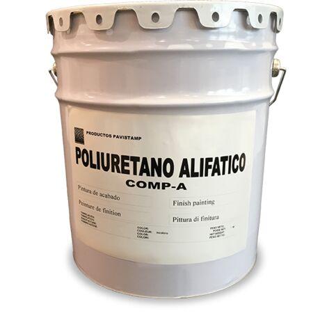Resina de poliuretano alifático