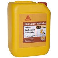 Resina di adesione SIKA SikaLatex EVOLUTION - 5L - Blanc