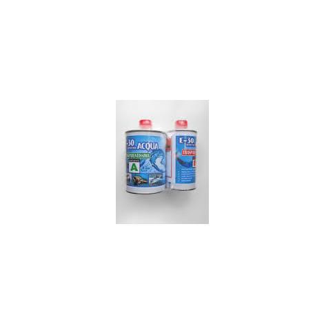 Resina Epossidica Trasparente gr 320 bicomponente A+B atossica(originale Prochima)