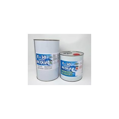 Resina Epossidica Trasparente kg 8 bicomponente A+B atossica(originale Prochima)