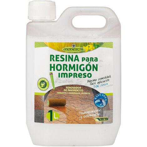 RESINA P/HORMIGON IMPRESO (Monestir) Base Agua - Envase 1 litro