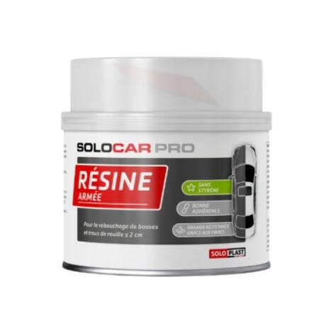 Résine armée Solocar Pro 1kg