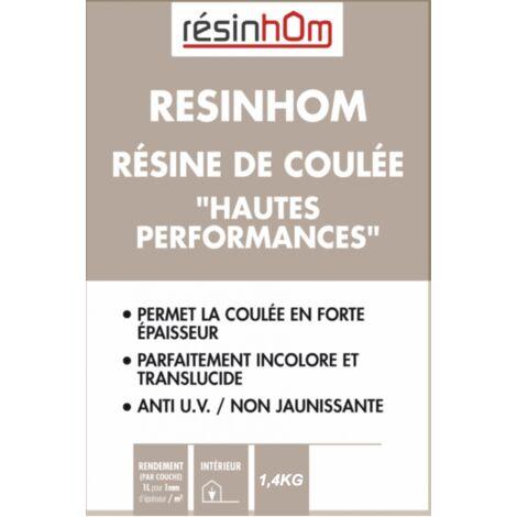 """RÉSINE DE COULÉE """"haute performance"""""""