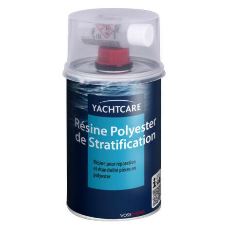 Résine de stratification ortho Yachtcare 1kg avec durcisseur