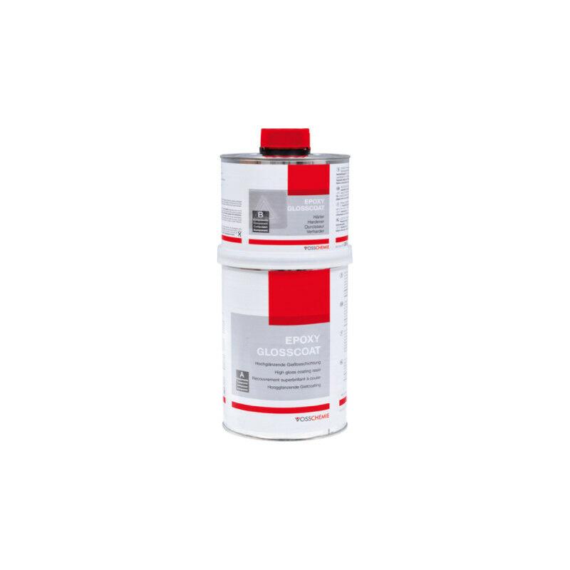 Résine epoxy glosscoat Vosschemie 1 KG