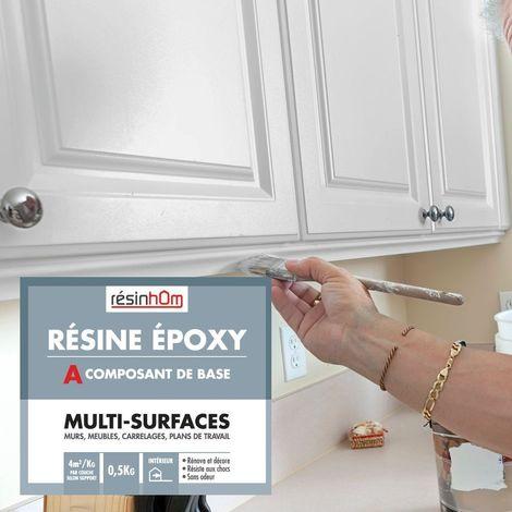 Résine epoxy Multi surfaces