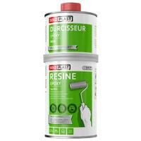 Résine epoxy type R123 Soloplast 1 KG