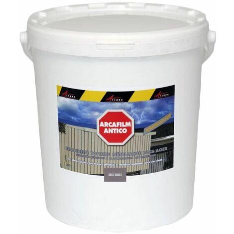Résine Étanchéité toiture métallique résistant à la corrosion - ARCAFILM ANTICO