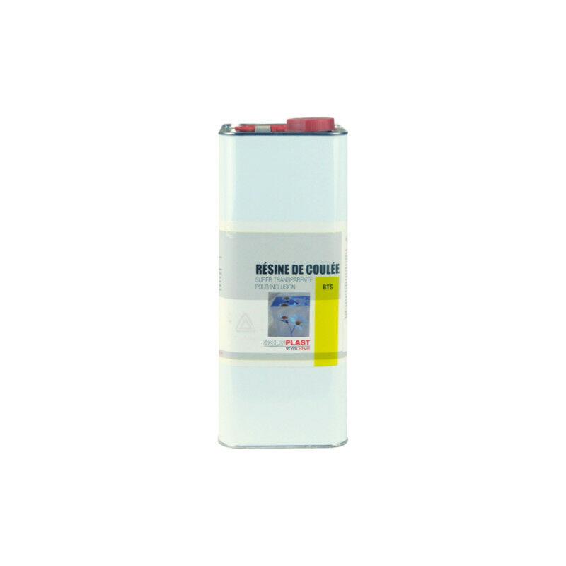 Résine GTS pro 5 KG - Soloplast