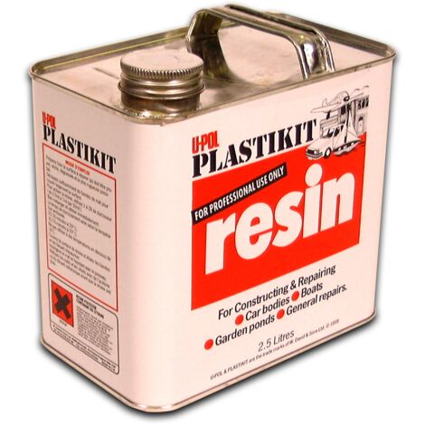 Résine polyester 2.5 litres UPOL RE/2.5