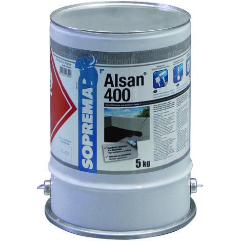 Résine polyuréthane pour étanchéité sous protection lourde - ALSAN® 400 - 5kg