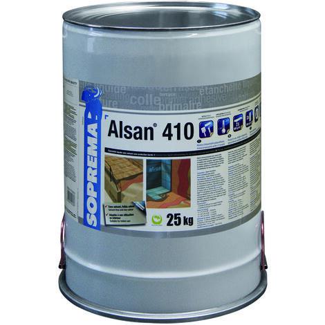 Résine polyuréthane pour étanchéité sous protection lourde - ALSAN® 410 - 25kg