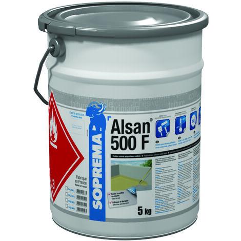 Résine polyuréthane pour finition - ALSAN® 500 F - RAL7040 - Seau de 5 kg