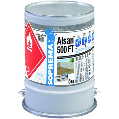 Résine polyuréthane pour finition - ALSAN® 500 FT - Bidon de 25 kg
