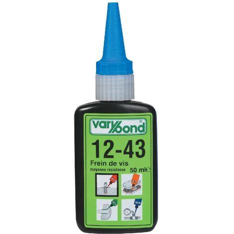 Résine pour freiner les vis - 50 ml - Varybond frein 12-43 - Varybond