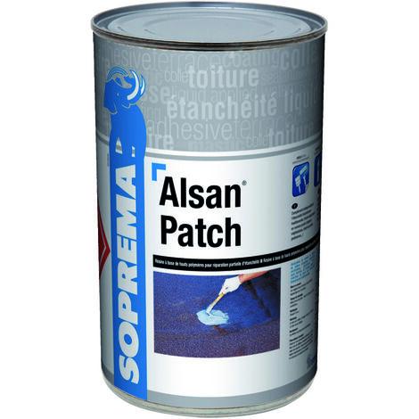 Résine pour réparation d'étanchéité - ALSAN® PATCH - Bidon de 1 litre