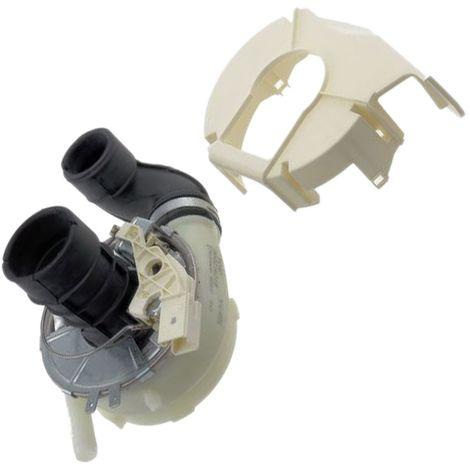 Résistance 2000W avec tube secondaire de réutilisation de l'eau (4055373718) Lave-vaisselle ELECTROLUX, AEG, FAURE, ZANUSSI, IKEA, JUNO, PROGRESS, ZOPPAS