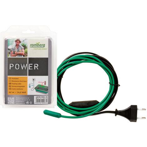 RESISTANCE ELECTRIQUE pour mini-serre - la résistante électrique - Pour réussir vos semis et vos boutures